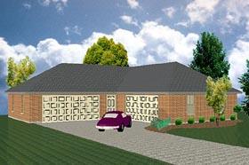 Garage Plan 69917