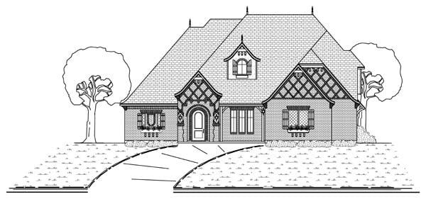 House Plan 69935
