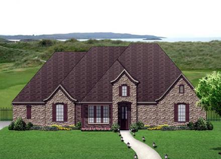 House Plan 69953