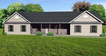 House Plan 70117