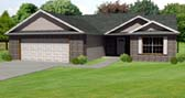 Plan Number 70131 - 1714 Square Feet