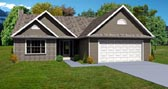 Plan Number 70159 - 1568 Square Feet