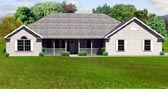 Plan Number 70162 - 2158 Square Feet
