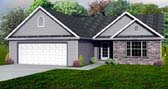 Plan Number 70198 - 1572 Square Feet