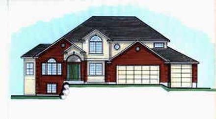 House Plan 70403