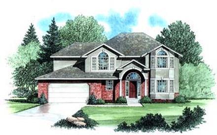 House Plan 70425