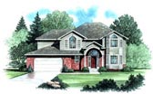 Plan Number 70425 - 2330 Square Feet