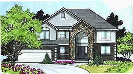 House Plan 70426
