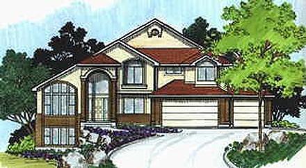 House Plan 70428