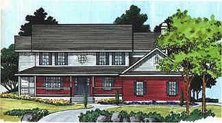 House Plan 70432