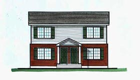 Plan Number 70456 - 2208 Square Feet