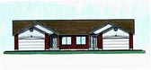 Plan Number 70461 - 5868 Square Feet