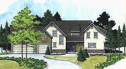 House Plan 70467