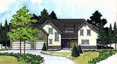 Plan Number 70467 - 2502 Square Feet