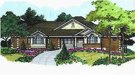House Plan 70494