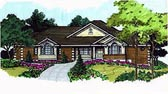 Plan Number 70494 - 2332 Square Feet
