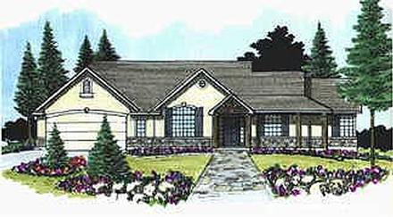 House Plan 70495