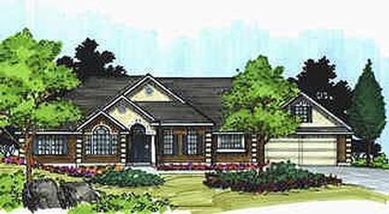 House Plan 70497