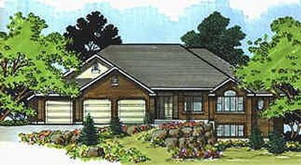 House Plan 70498