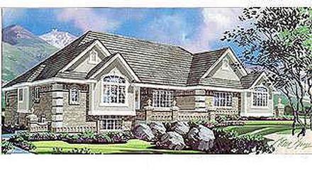 House Plan 70499