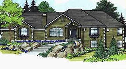 House Plan 70500