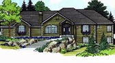 Plan Number 70500 - 2396 Square Feet