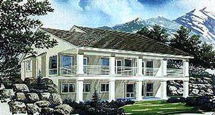 House Plan 70501