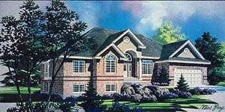 House Plan 70503