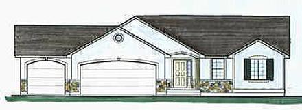 House Plan 70531