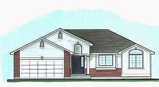 Traditional House Plan 70535 Elevation