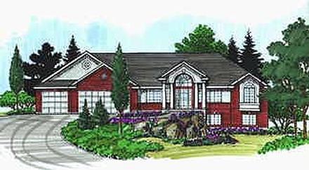 House Plan 70567