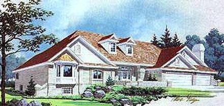 House Plan 70569