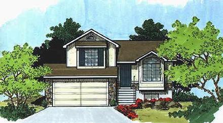 House Plan 70587