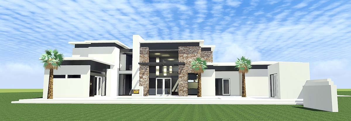 click here to see an even larger picture modern house
