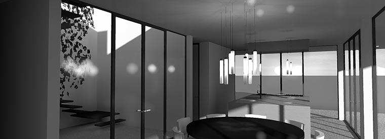 Contemporary House Plan 70811