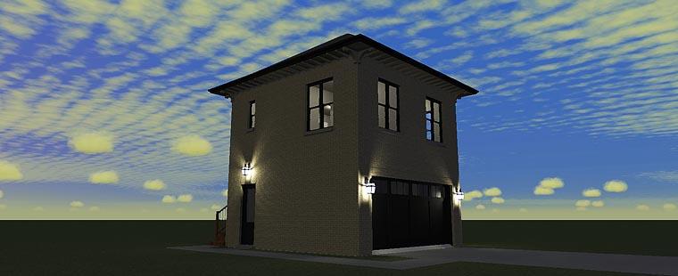 Garage Plan 70813