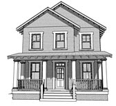 Plan Number 70816 - 2080 Square Feet