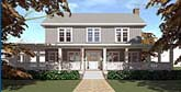 Plan Number 70831 - 4742 Square Feet