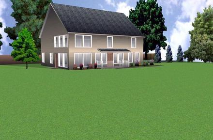 House Plan 70922
