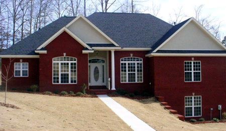Traditional House Plan 71455 with 4 Beds, 5 Baths, 2 Car Garage Elevation