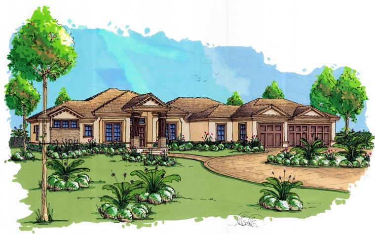 House Plan 71500