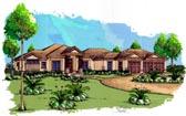 Plan Number 71500 - 4070 Square Feet