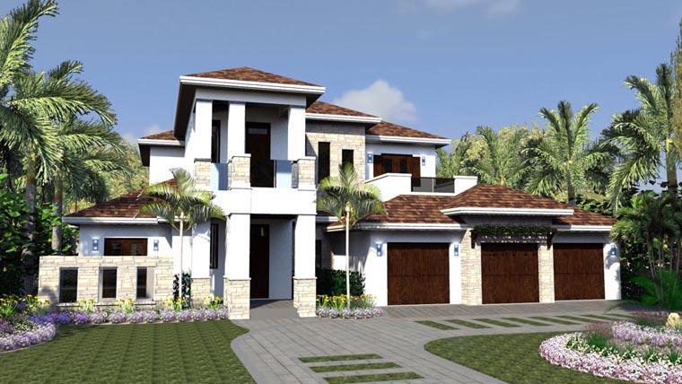 House Plan 71515