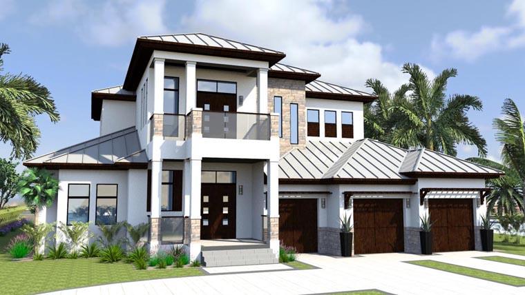 House Plan 71517