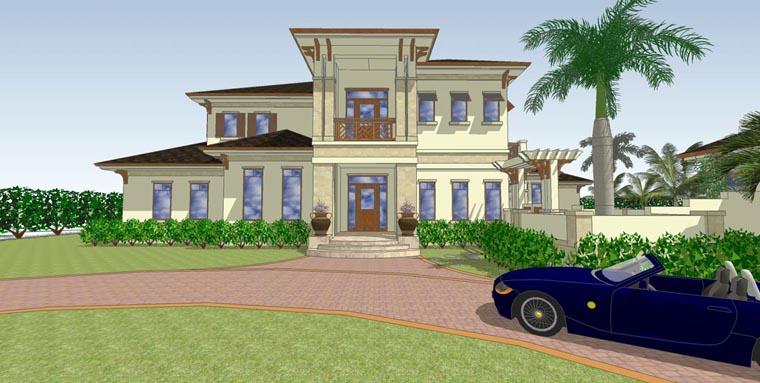 House Plan 71518