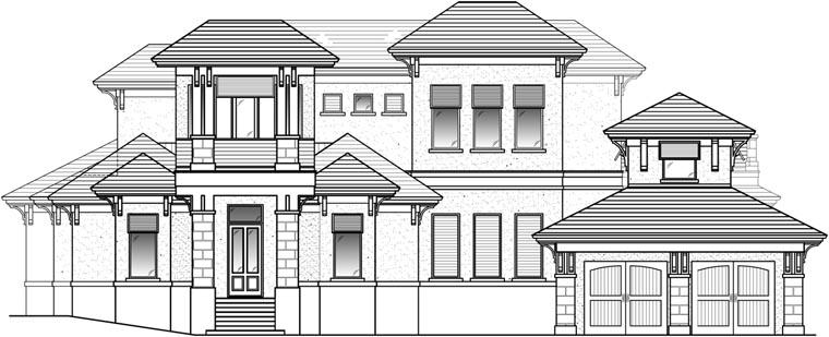 House Plan 71519