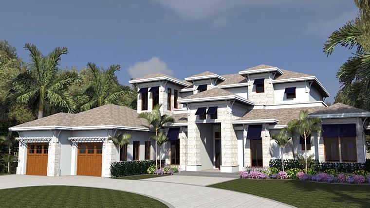 House Plan 71534