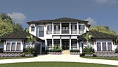 Plan Number 71542 - 4940 Square Feet