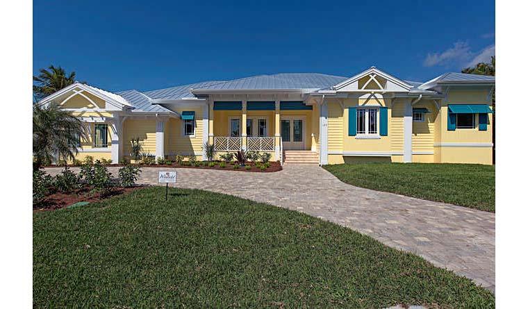 House Plan 71544