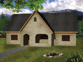 House Plan 71915